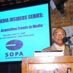 """Merger & Acquisition Trends in Media"", April 17, 2008, The FCC"