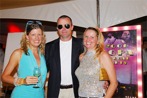 2006 SOPA Publishers' Ball - Jungle-Fever - Miami Vice