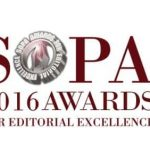 Save the date: June 15th SOPA 2016 Awards for Editorial Excellence Gala Dinner